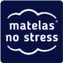 Matelas no stress logo full size